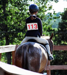 Black Fox Riding Academy's Fall Fun Horse Show